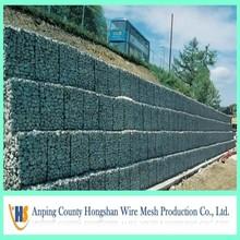 FACTORY PRICE Galvanized Hexagonal Gabion Boxes /PVC coated Gabion Baskets /Gabion Factory