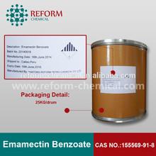 pesticide Acetamiprid+emamectin benzoate 20%+5%WDG