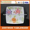 Wholesale Melamine Plates / Custom Print Plate / Hard Plastic Plates
