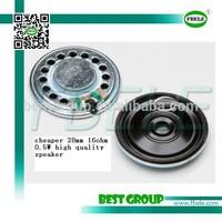 cheaper 28mm 16ohm 0.5W high quality speaker FBF28-1T
