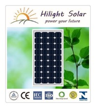 Best Price Power 100w Solar Panel High Efficiency Monocrystalline Solar Panel with tuv/iec/ce/cec/iso/inmetro certificates