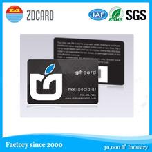 magnetic debit card