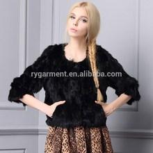 woman fashion apparel manufacturer -faux fur coat,women blazer