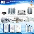 Automático Beber planta embotelladora de agua / Equipo / Línea