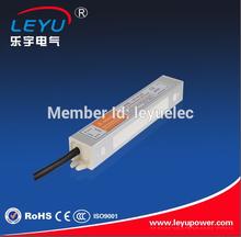 waterproof led power supply 18w ac drive 12v 24v 48v