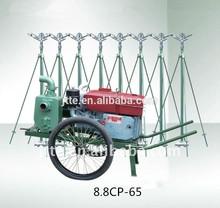 8.8CP-65 high quality center pivot farm sprinkling irrigation equipment