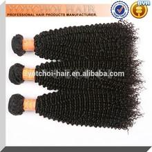 6a Grade Wholesale Human Hair Extension, 100% Virgin Brazilian Hair Extension Hair Piece