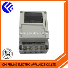 New single phase electrical 318 stainless steel digital panel meter enclosure
