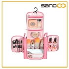 Best sale elegant baeuty pink makeup cases, save makeup cases made in china