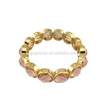 Top grade Best-Selling water glass beads magnetic bracelet