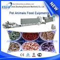 Perro de alimentos línea de producción/seco alimento para perros de máquinas, comida para perros proceso de fabricación