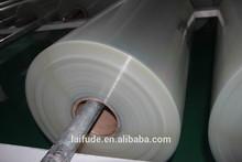 3 strati di plastica liquida protectorhigh estremamente estrema trasparente pet laminlated membrana pellicola lucida