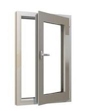 Australia standard aluminum crank window with CE certificate