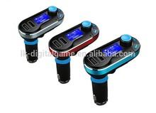 FM Transmitter Modulator Car Kit MP3 Player for USB SD MMC LCD Remote