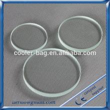 High Light Transmission Quartz Glass Lens