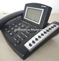 Avançado negócios telefone Caller ID telefone set