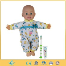 mini rubber talking dolls for kids boy doll with music