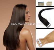 skin weft human hair extenions