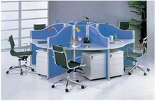 Modern office partition/ office workstation 2051