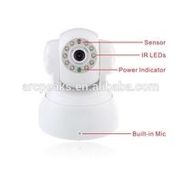 Megapixel Technology and CMOS Sensor Wireless CCTV Wifi Camera IP