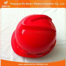 High quality cheap head protection construction custom Industrial Safety Helmet