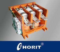 CE AC 3KM Mining 1.14KV 380V 250A Vacuum DC Contactor 48v
