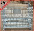 Pliable galvanisé remboursable container