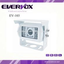 SONY CCD 700TV LINE car camera with aluminium alloy shell DC12V