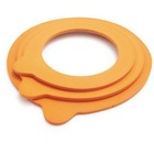 Food grade customized Glass Jars Silicone Gaskets