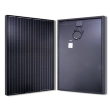 Macro-solar Black monocrystalline solar panel 250w with TUV certificate for on and off grid system