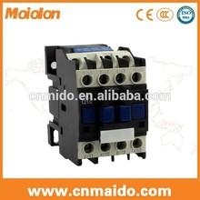 din rail contactors cjx2-1210 ac contactor 2 pole contactor