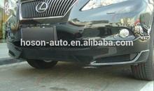 lexus RX350 front lip/front bumper guard 2010
