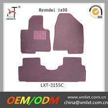 All weather no smell car floor mats for Hyundai Ix35