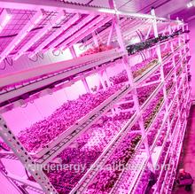 optional lens led grow lights bar, passive cooling led grow lamp, 36w plant grow led bar