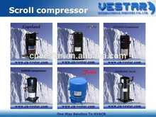 Vestar R410A scroll compressor oil