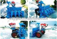 2015 high quality sesame harvester reaper binder machine