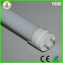 CE rohs warm white 16w led t8 tube 1200mm for garage