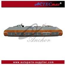 Evaporator box Universal 12/24 Volt 2 motors 6 Diffusers c / Panel 32000 BTUs Evaporator Unit