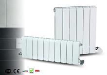 Electrophoresis painting die casting heating radiator