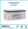 2014 hot sale panel solar battery