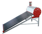 vacuum tube solar energy water heater for home use (direct solar system)