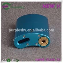 Vapor flask V3 40W box mod purplesky best quality variable wattage vapor flask mod / vapor flask clone