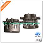 Customed aluminum casting yellow brembo brake caliper cover