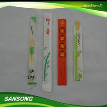 high quality custom printed chopsticks with logo