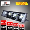 2015 china factory price hot selling 2 years warranty led flood lights 12v 70w