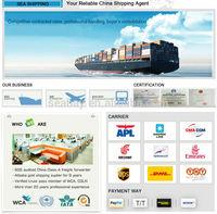 Seabay China break bulk ocean freight