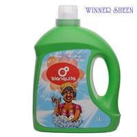 Bulk Blanquita high performance laundry liquid detergent