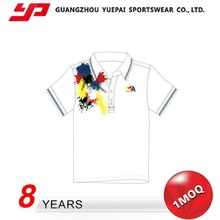 Newest Fashion Breathable Latest Style Men Polo T-Shirts