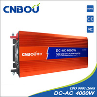 DC to AC off grid power inverter 4000w 24v 220v