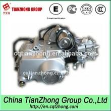 Tianzhong/TZH Brand 4 Stroke Bike Engine 50cc Air Cooled One Cylinder